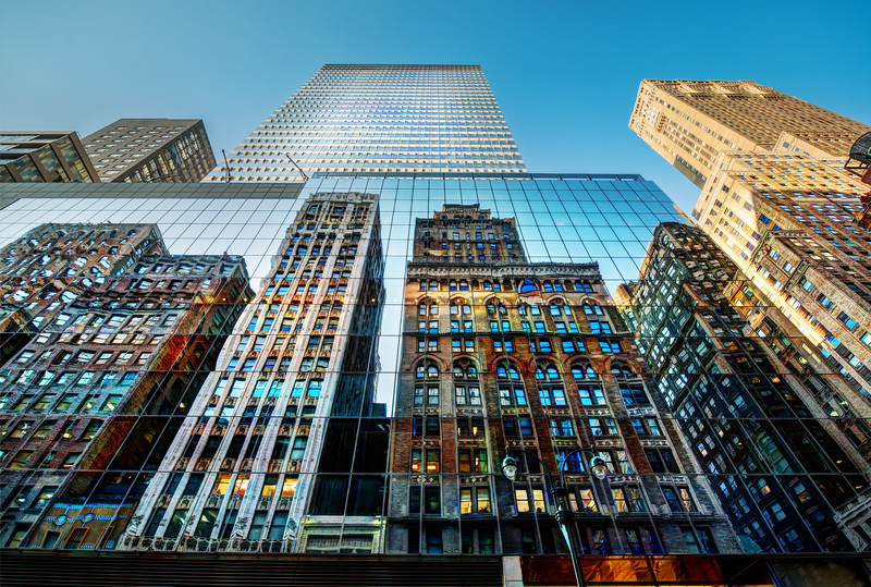 Inception Reflection New York