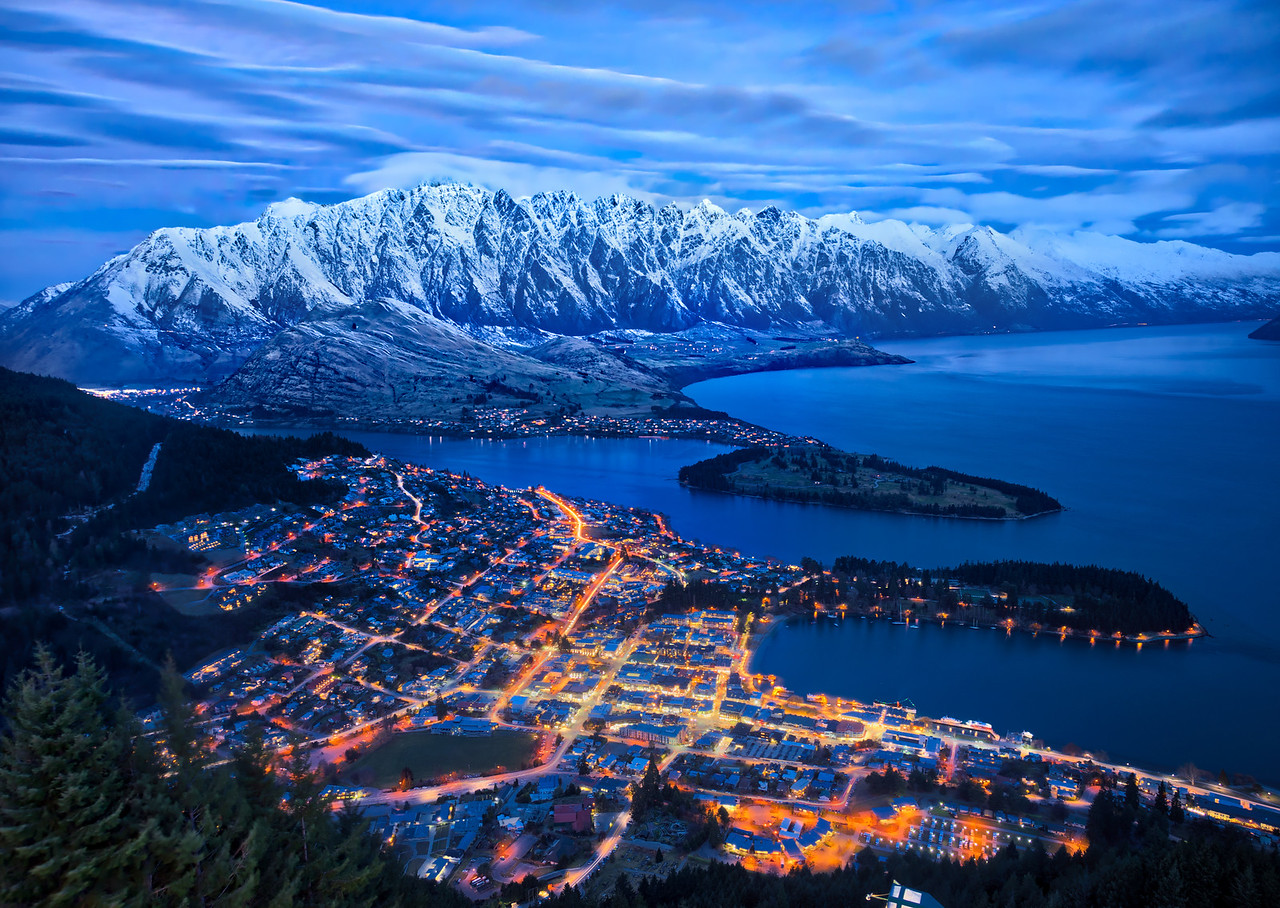 Queenstown After Dark