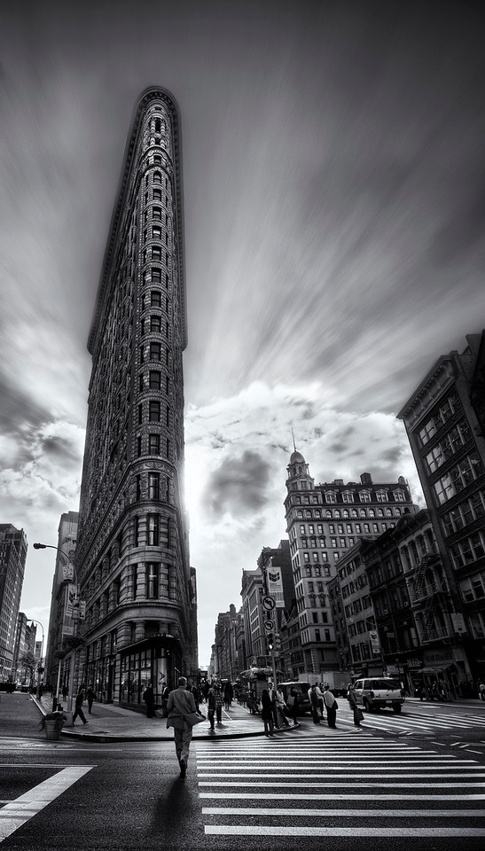 The Edges of the Flatiron (and yes, B&W HDRs are fun!) This is the famous Flatiron building in NYC.  I shot it a few weeks ago when I was scouting the location for the book party.One of the topics we will cover in the HDR Workshop with Scott Bourne in Florida is the topic of creating HDRs in Black and White.  I also have a new article coming out soon about that very subject on Scott's blog.  I'll be sure to give everyone a heads up before that hits! :)- Trey RatcliffClick here to read the rest of this post at the Stuck in Customs blog.