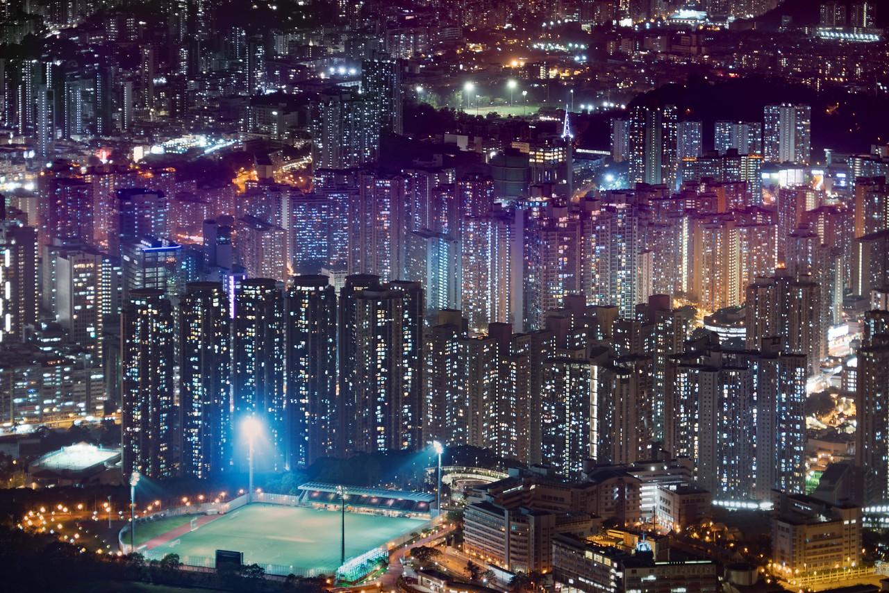 Hong Kong Without The Haze
