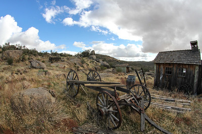 A bit of a refurbished ghost town I found in Yarnell, Arizona.
