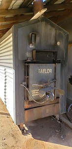 Taylor Outdoor Wood Furnace