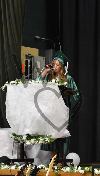 Sage Ensley's High School Graduation