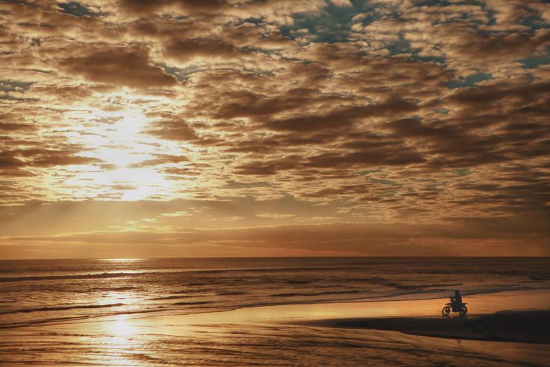 Manukau Beach, New Zealand