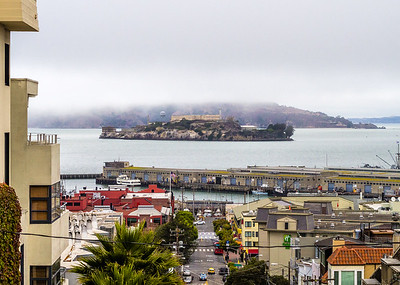 San Francisco:  Across the Bay to Alcatraz