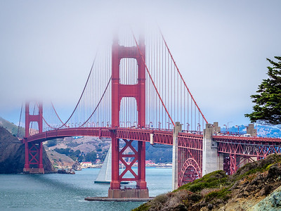 San Francisco for One Day: the Golden Gate Bridge