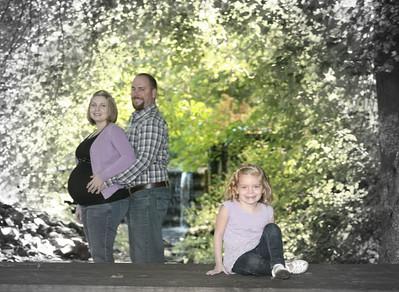Terrell Family & Baby