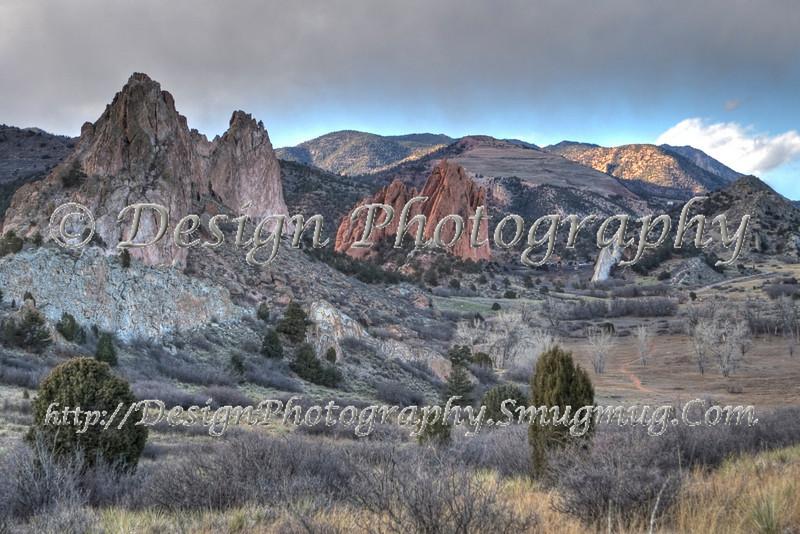 Gray Rock & South Gateway Rock, Colorado Springs, Colorado