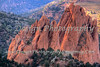 South Gateway Rock in Garden of the Gods Park, Colorado Springs, Colorado