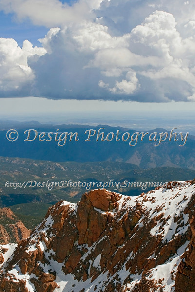 Summit of Pikes Peak
