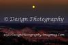 Moonrise over Garden of the Gods, Colorado Springs, Colorado