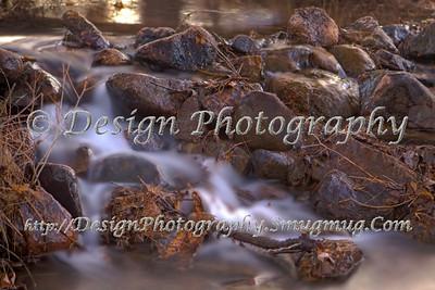 Mountain Stream, El Paso County, Colorado