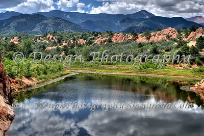 Mountain Reflections on the Front Range