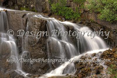 Bottom of Twin Falls, Colorado