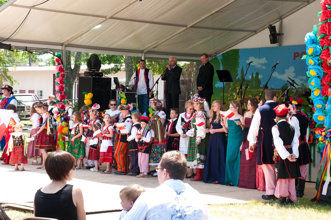2010 Houston Polish Festival - Sunday