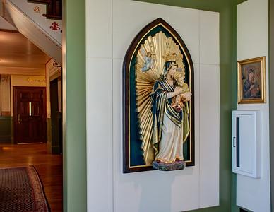 St. Mary Catholic Church in Plantersville Texas