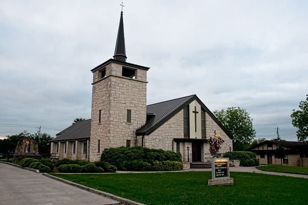 Holy Trinity In Falls City