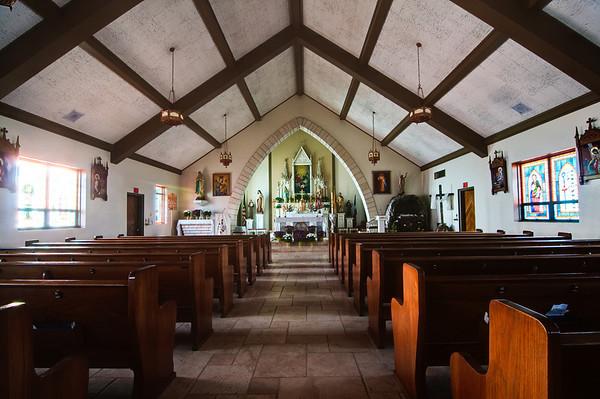 Holy Trinity In Falls City