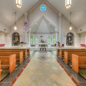 Our Lady Of Czestochowa Catholic Church In Houston
