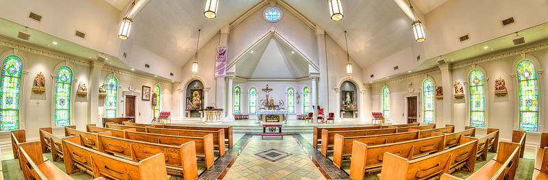 Our Lady Of Czestochowa Catholic Church In Houston