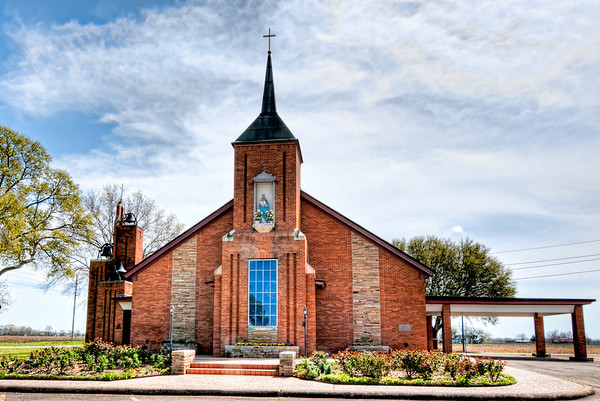 St. Mary In Frydek Texas