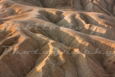 Zabriskie Point, Death Valley, CA.