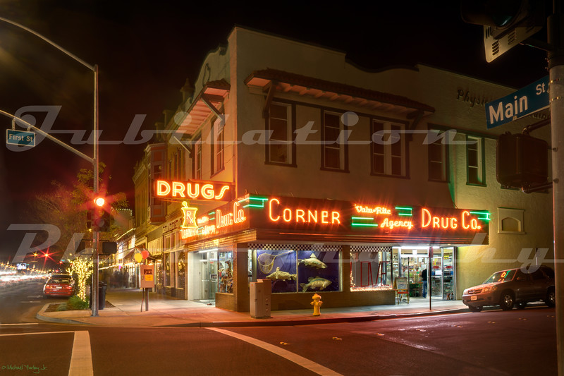 Your friendly neighborhood drug store.