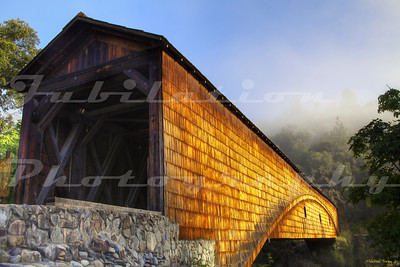 Bridgeport Covered Bridge.