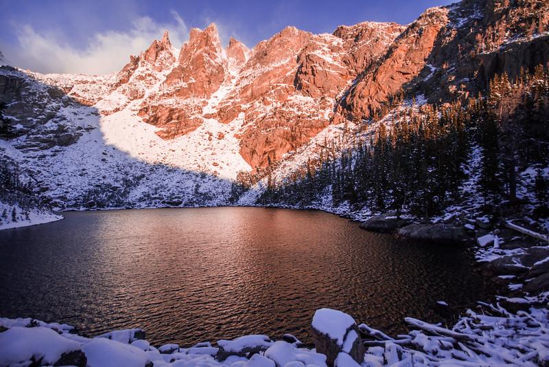 Emerald Lake Sunrise