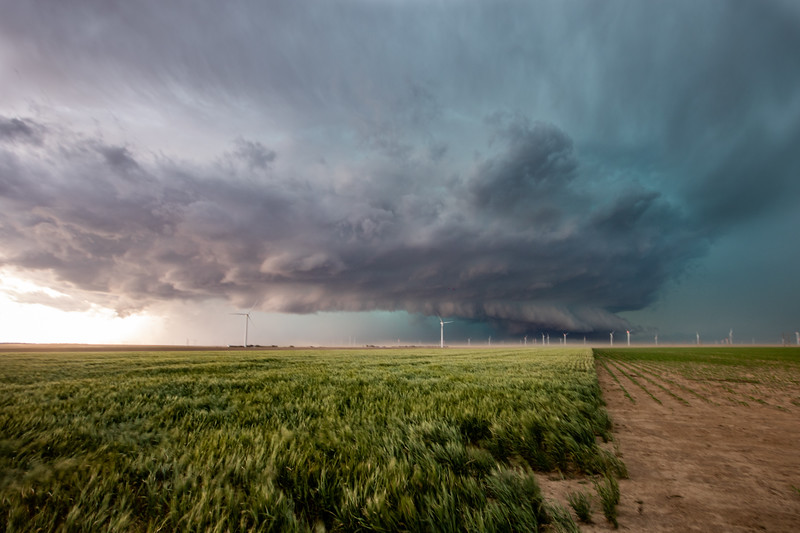 Limon, CO Supercell