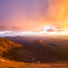 Sunrise on 14er Grays Peak