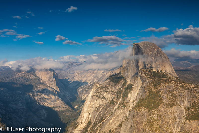 Half Dome in late afternoon light