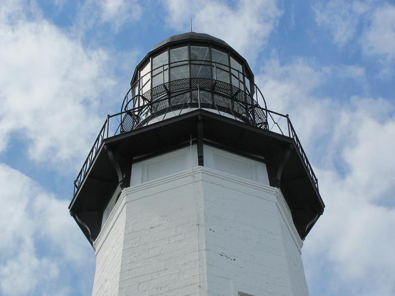 Top of Montauk Point Lighthouse