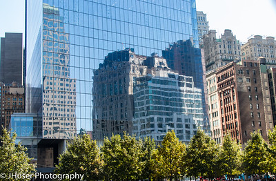 Reflections in New York City