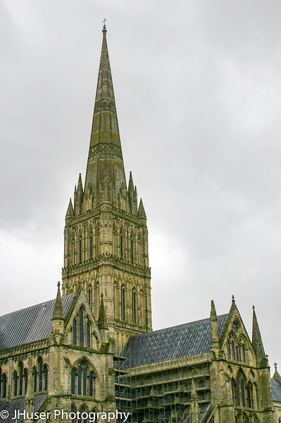 Tallest spire in Britain