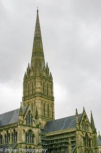 Tallest spire in Britain