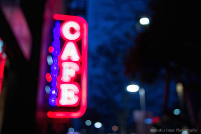 Night Glow Cafe