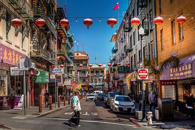 Chinatown Stroll