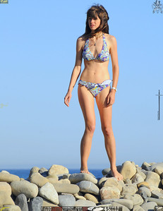 malibu model beautiful malibu swimsuit model 1451,.,.