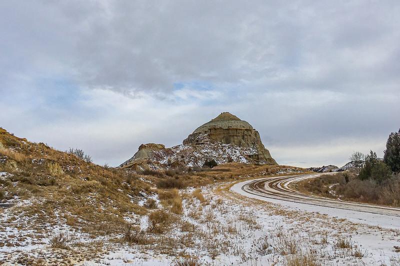 Approaching Castle Rock!