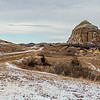 Castle Rock, Sentinel to Magpie Creek, North Dakota