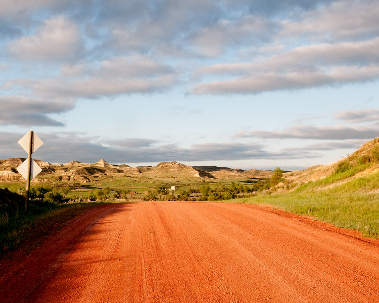Red Road to the Badland
