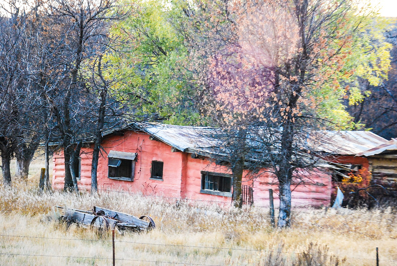 Grandma's Cabin on the Little Missouri