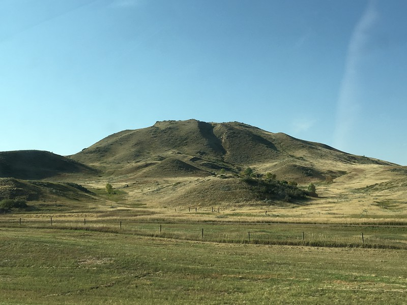"""Camels Hump near Sentinel Butte, ND.<br /> <br /> You can own this image as a wall decor, coffee mug, mouse pad or other product.  Just  click the """"buy"""" button to go shopping."""