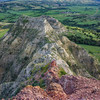 View from the Top of the Chimney, Chimney Butte, North Dakota