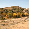 "Elkhorn Campground in the fall.<br /> <br /> <br /> You can own this image as a wall decor, coffee mug, mouse pad or other product.  Just click the ""buy"" button to go shopping."