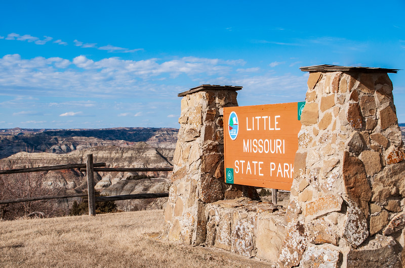 Little Missouri State Park