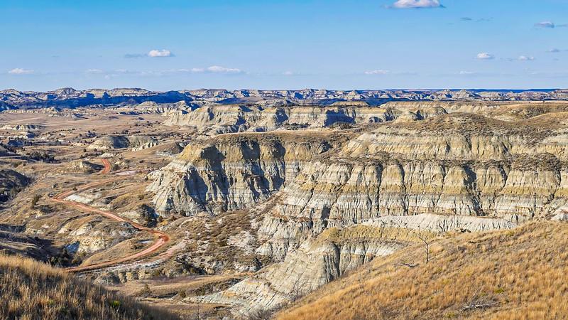 Beyond Goat Pass Road, North Dakota Badlands