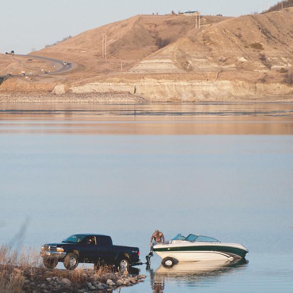 Springtime Fishing in Western North Dakota