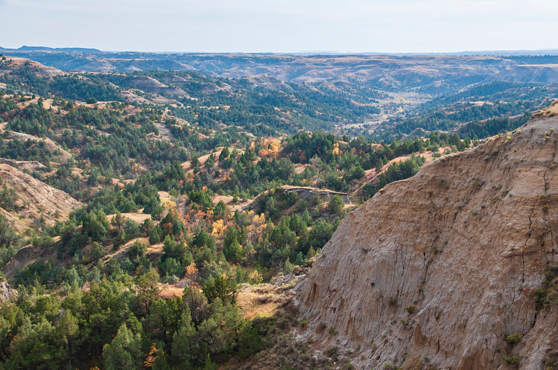 """View from Devils Pass in late September.  This is North Dakota!<br /> <br /> You can collect this image as wall decor, coffee mug or other product.  Just click """"buy"""" to browse and shop."""